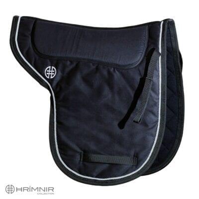 Relief saddle pad - Hrimnir, sort