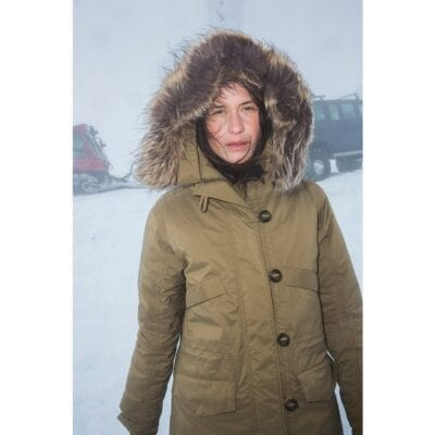 66 north Snæfell Parka Sp edition fake fur