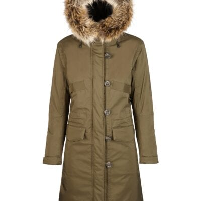 66 north Snæfell Parka Sp edition fake fur