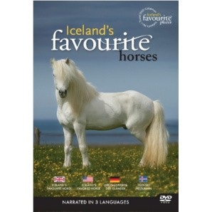 DVD - Icelands favourite horses