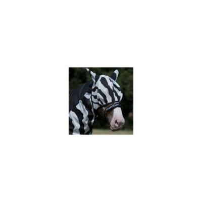 Bucas Buzz Off - Zebra fluemaske