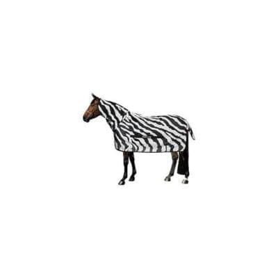 Buzz-off Zebra full neck