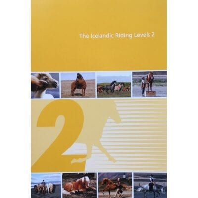 "The Icelandic Riding Levels ""2"""